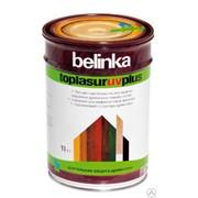 Белинка Belinka Топлазурь с УФ-фильторм 10 л фото