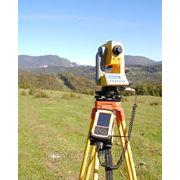 Геодезические работы по координированию земельного участка фото