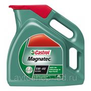 Масло CASTROL Magnatec 5W-40 С3 (4л.) фото