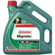 Масло Castrol Magnatec 5W30 A3/B4 (4л.) фото