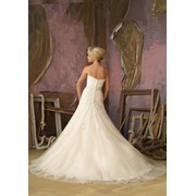 Платье свадебное 1861-2 фото