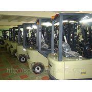Вилочный газ/бензиновый погрузчик UN Forklift FGL25T -JA фото