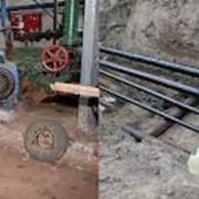 Монтаж и реконструкция сетей холодного водоснабжения фото