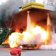 Монтаж и обслуживание систем порошкового пожаротушения фото
