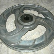 Шкив ведущий вала соломотряса (алюм) для молотилки СК-5М-1 НИВА фото