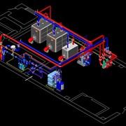 Модернизация промышленной котельной - проект фото