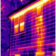 Тепловизионное обследование зданий фото