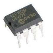 Микроконтроллер PIC12F629 фото
