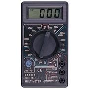 Мультиметр тестер вольтметр амперметр DT-830В , вольтметр DT830В par000581opt фото