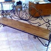Мебель кованая уличная,купить,Украина фото