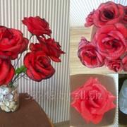 Букет роз больших 9 голов 40 см фото