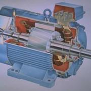 Электродвигатели переменного тока асинхронные в Казахстане фото