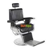 Парикмахерское мужское кресло А480 фото