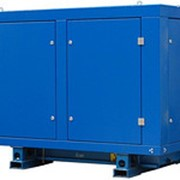Трехфазный дизельный генератор АД-12С-Т400-1РМ13, 12кВт, под капотом фото
