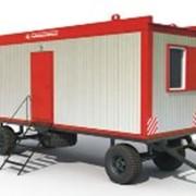 Домики вагончики, бытовки модульные. фото
