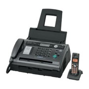 Аппаратура факсимильная, Факсимильный лазерный аппарат Panasonic KX-FLC413RU фото