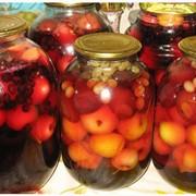 Консервы компотов фруктовых фото