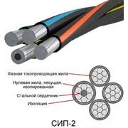 Провод СИП-2 3х25+1х35 фото
