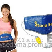 Пояс для похудения SAUNA BELT фото