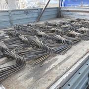 Изготовление арматурных лягушек под заказ. фото