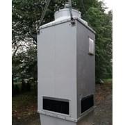 Вентиляторная градирня  фото
