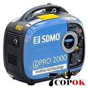 Бензиновый генератор Sdmo Inverter Pro 2000 фото