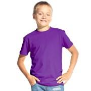 Футболка детская StanKids 06 Фиолетовый 8 лет фото
