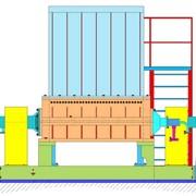 Измельчитель изношенных шин ИШ 560X1500 (ШРЕДЕР) фото