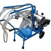 Оборудование доильное - молочная тележка фото