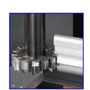 Оборудование для производства окон и дверей из ПВХ и алюминия фото