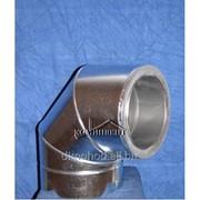 Колено термо 90 Ф200/260 к/оц фото