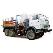Агрегат для депарафинизации АДПМ-12/150 (шасси КАМАЗ-43114 6х6) фото