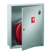 Шкаф пожарного крана ШПК-310 навесной-закрытый фото