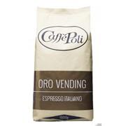 Кофе в зернах Poli Oro Vending, 1 кг фото