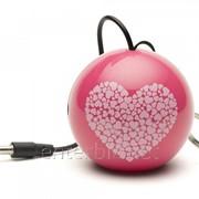 Колонка KitSound Mini Buddy Speaker Heart (KSNMBHT), код 129437 фото