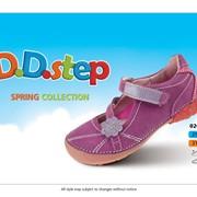 Детская обувь DD Step фото