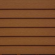 Фасадная панель Novik с фактурой Кедровая доска, цвет Sahara фото