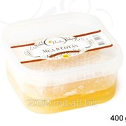 Мёд в Сотах 330г, 400г фото