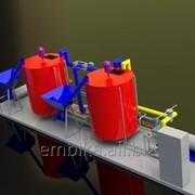Установка ЭмБиКа МВ для производства полимерно-битумного вяжущего (ПБВ) фото