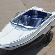 Катер Волна 490М, лодка моторная фото