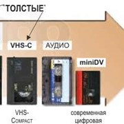 Качественная оцифровка видеокассет в Донецке фото