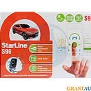 Сигнализация STARLINE S96BT GSM/GPS фото