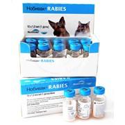 Вакцина Нобивак Rabies Ветеринарные препараты фото