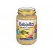 Пюре Bebivita Картофель и овощи с индейкой, с 9 мес 190 гр фото