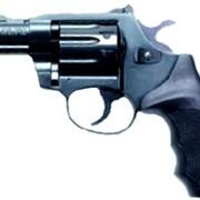 Револьвер ALFA 420, черный, пластиковая рукоятка фото