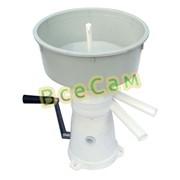 Сепаратор для сливкоотделения на 50л РЗ-ОПС фото