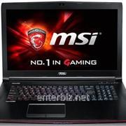Ноутбук MSI GE72-2QD (GP722QD-203XUA), код 125306 фото