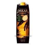 Сок ананасовый, торговая марка Oskar фото