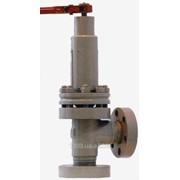 Клапан запорный и регулирующий угловой PN 32 сталь 12Х18Н10Т АК 23027 фото