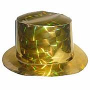 Шляпа новогодняя Голограмма ассорти фото
